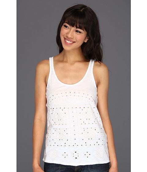 Bluze Lucky Brand - Sarai Cut Out Tank - Lucky White