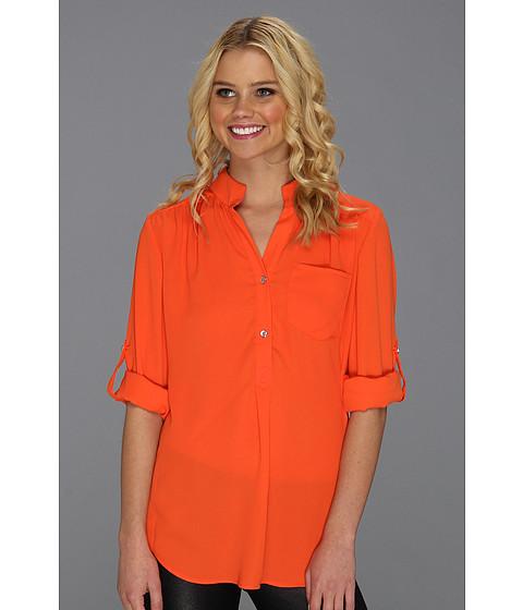 Bluze rsvp - Wilmont Blouse - Orange/Pink