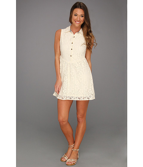 Rochii Volcom - Not So Classic Dress - Cream