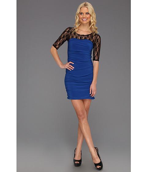 Rochii Type Z - Yevonne Dress - Royal Textile