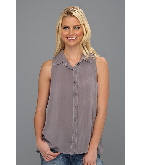 Camasi Splendid - Shirting Button Up Tank - Storm