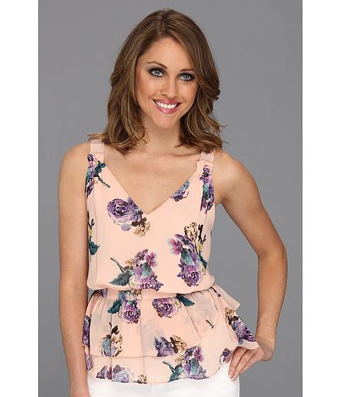 Bluze Brigitte Bailey - Calan Floral Print Top - Light Pink