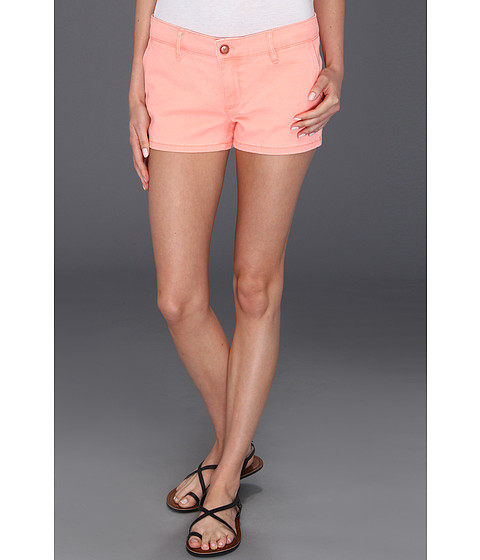 Pantaloni Roxy - To The Top Shorts - Neon Coral