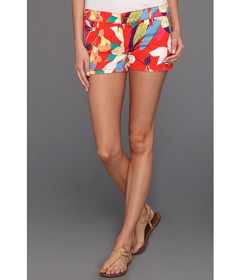 Pantaloni Roxy - To The Top Shorts - Firey Red Print