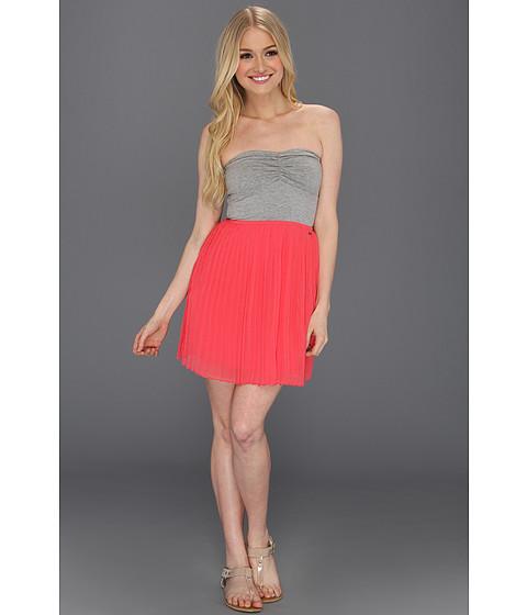 Rochii Roxy - One Day Soon Dress - Paradise Pink