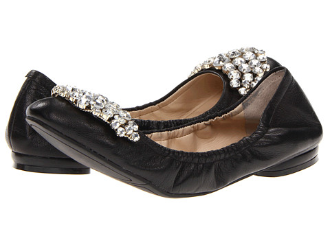 Balerini Nine West - Faycie - Black Leather
