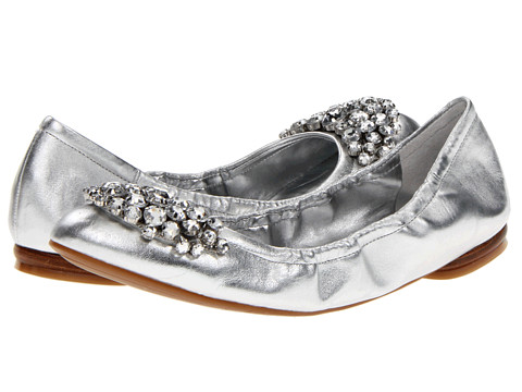 Balerini Nine West - Faycie - Silver Metallic