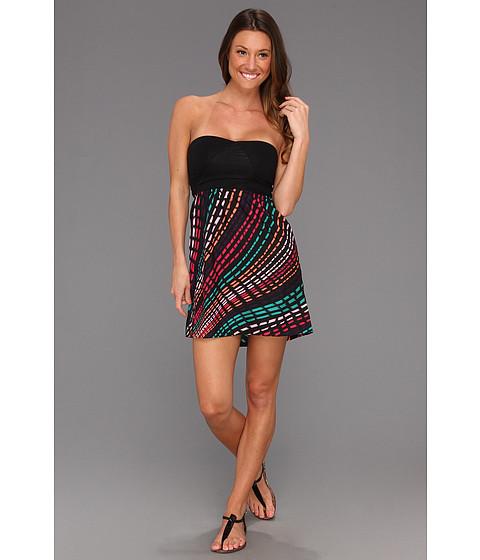 Rochii Roxy - Savage 2 Dress - True Black Print
