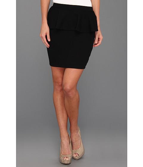 Pantaloni Gabriella Rocha - Alaine Peplum Skirt - Black