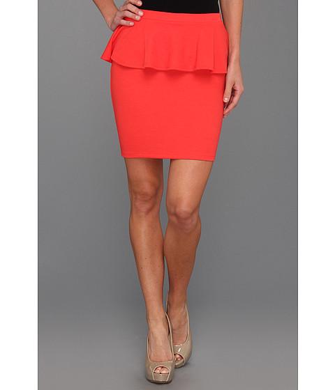 Pantaloni Gabriella Rocha - Alaine Peplum Skirt - Red