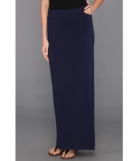 Fuste Culture Phit - Ciana High Waisted Maxi Skirt - Navy