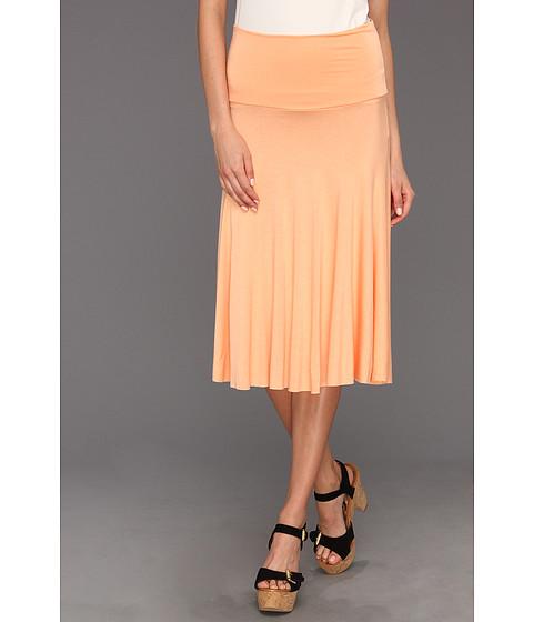 Fuste Culture Phit - Claribe Flare Skirt - Melon