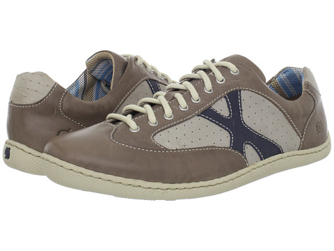 Adidasi Born - Isaac - Mousse/Ghiaccio/Taupe Full-Grain Leather
