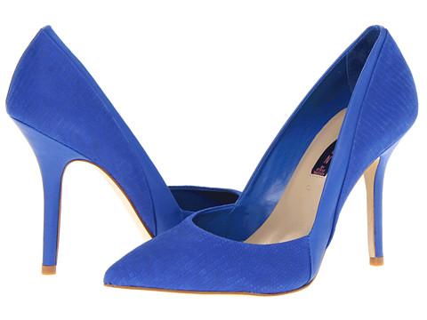 Pantofi Steven by Steve Madden - Akcess - Blue Nubuck