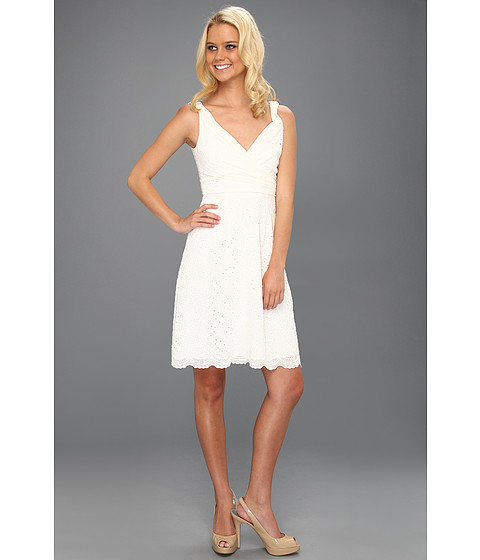 Rochii Elie Tahari - Reilla Dress - White
