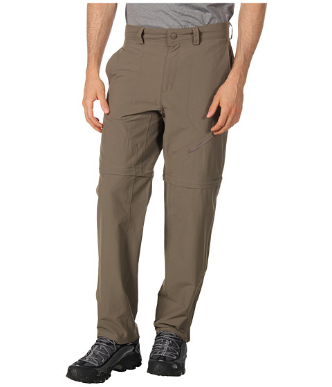 Pantaloni The North Face - Taggart Convertible Pant - Weimaraner Brown