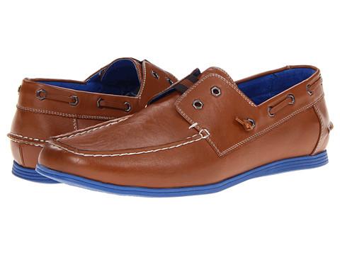 Pantofi Steve Madden - Crater - Tan/Blue