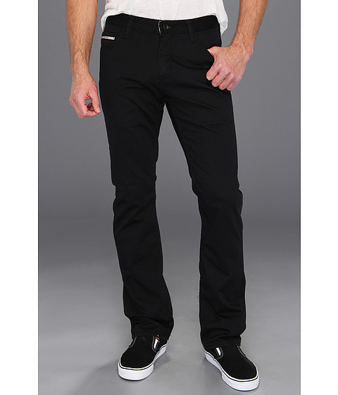 Pantaloni Vans - V56 Standard/AV Covina Twill Pant - Black