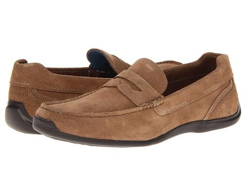 Pantofi Rockport - Drive Sports Penny - Vicuna Suede