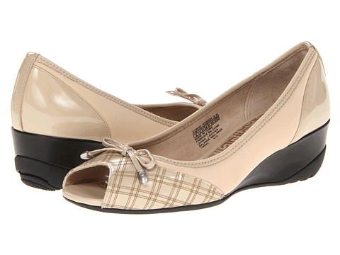 Pantofi Rockport - Trulinda Laser Peep - Doeskin