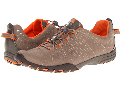 Adidasi Clarks - Sprint Xenon - Taupe Fabric/Orange