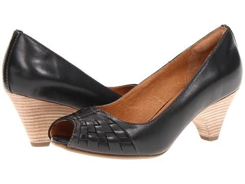 Pantofi Clarks - Zaya Path - Black Leather