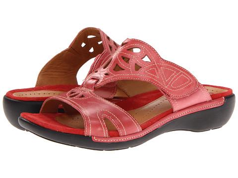 Sandale Clarks - Un.Jasper - Red Leather