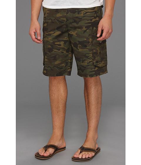 """Pantaloni Quiksilver - Deluxe Camo 22\"""" Walkshort - Deluxe Camo"""