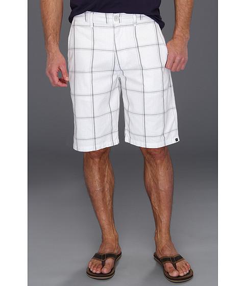 """Pantaloni Quiksilver - Rigz 22\"""" Walkshort - White"""