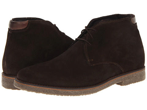 Ghete GBX - Globo - Dark Brown Suede