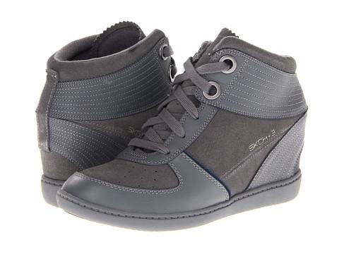 Adidasi SKECHERS - SKCH Plus 3 - Charcoal