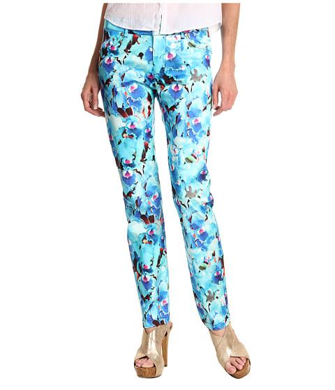 Pantaloni Just Cavalli - Aphrodite Print Jegging - Blue