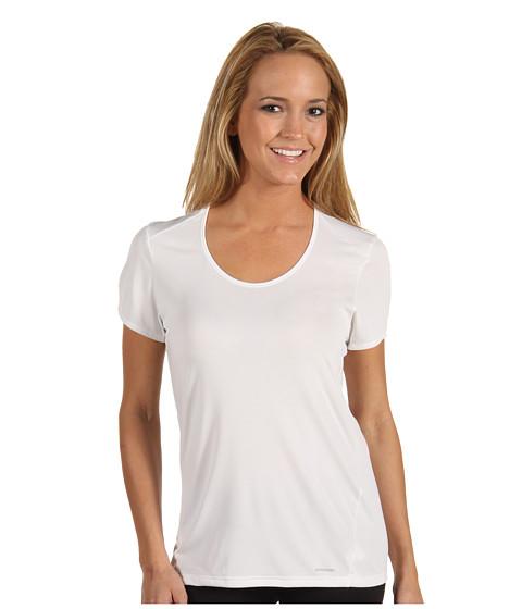 Tricouri Patagonia - Capileneî 1 Silkweight T-Shirt - White