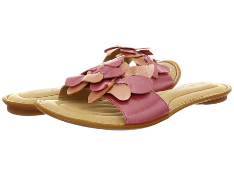 Sandale Born - Gloria - Crown Collection - Pink/Peach Metallic