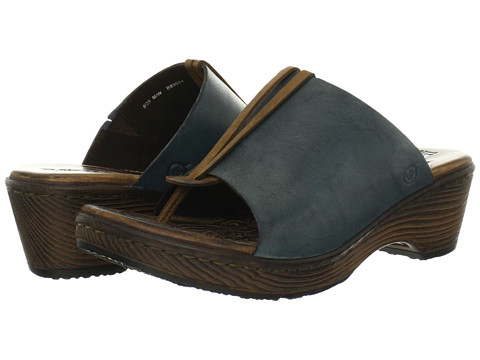 Sandale Born - Hanita - Rey (Blue) Full Grain Leather