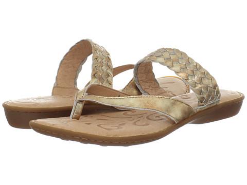 Sandale Born - Joya - Tiramisu (Gold) Metallic