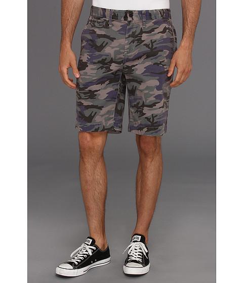 Pantaloni DKNY - Camo Flat Front Short - Lava