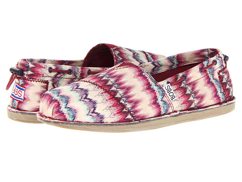 Adidasi SKECHERS - Bobs Chill - Outdoor Enthusiast - Pink/Mint