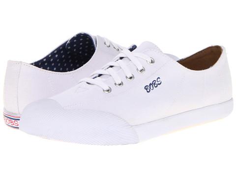 Adidasi SKECHERS - Bobs - Soul - White