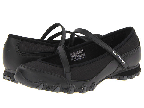 Adidasi SKECHERS - Bikers - Impromptu - Black