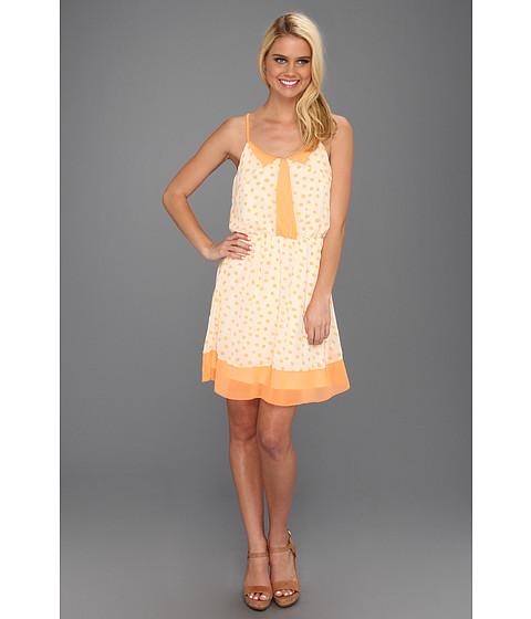 Rochii Gabriella Rocha - Chantal Polka Dot Racerback Dress - Orange
