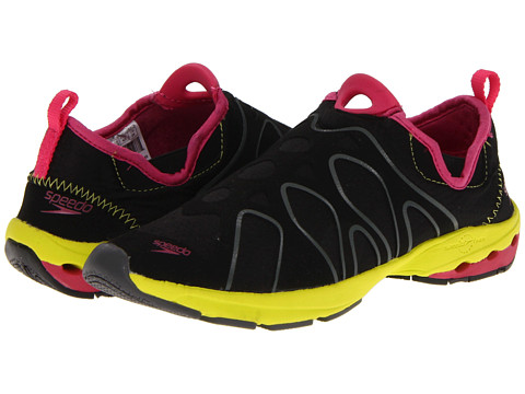 Adidasi Speedo - Hydro Comfort 2.0 Slip On - Black/Pink