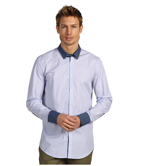 Bluze Bikkembergs - C1BK6020509W - 665 Blue