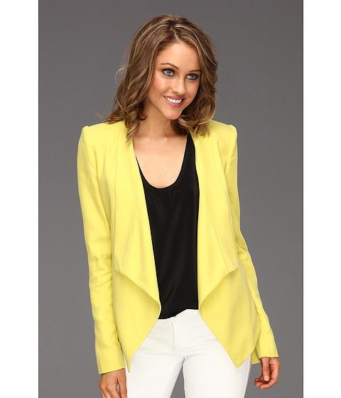 Jachete BCBGMAXAZRIA - Abree Relaxed Jacket - Dark Lime