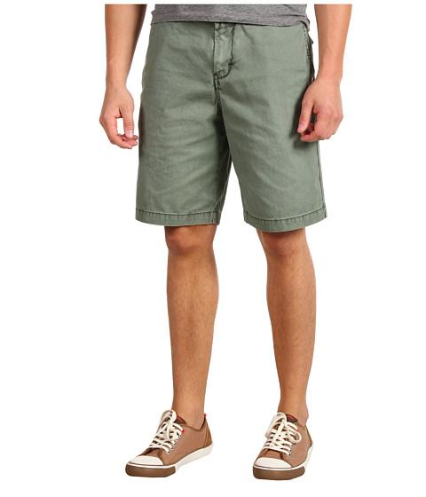 Pantaloni Tommy Bahama - Davis Flat Front Short - Military