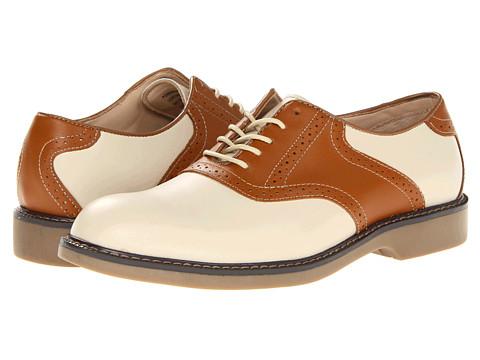 Pantofi Bass - Pomona - Sandshell/Whiskey Suede