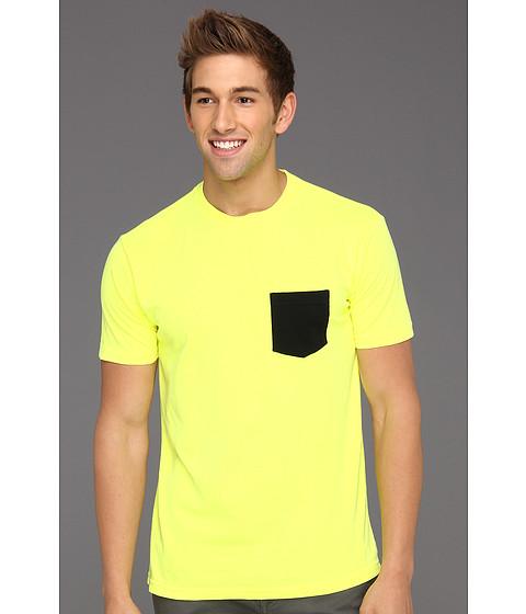 Tricouri ONeill - Zion Tee - Neon Yellow