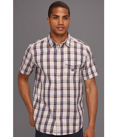 Tricouri DC - Eschaton S/S Woven Shirt - Ash