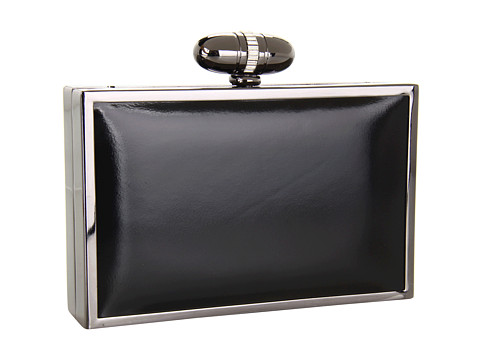 Posete Franchi Handbags - Erica Clutch - Black