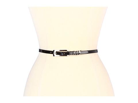 Curele Lodis Accessories - Beverly Blvd Metal Keeper Pant - Black
